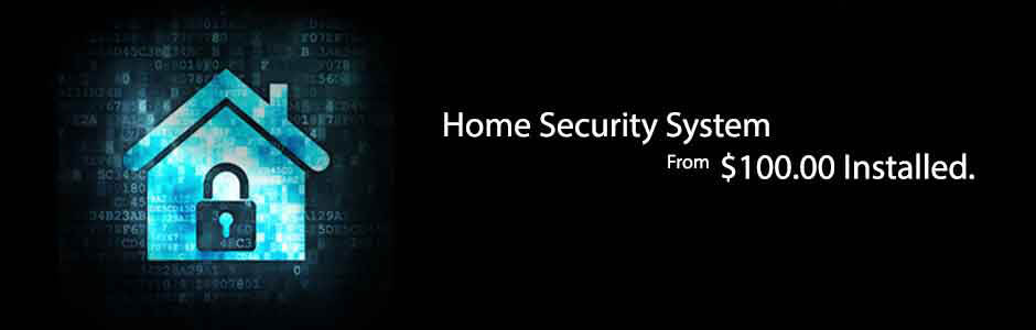 Home Security Advertisement
